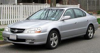 Acura TL - 2002-2003 Acura 3.2TL