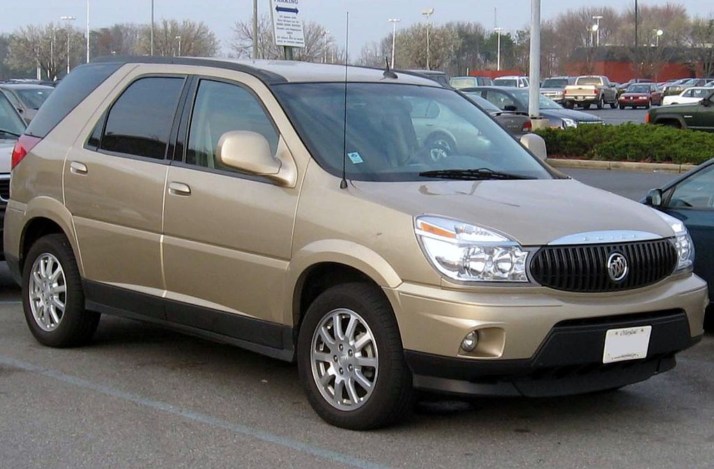 File 2004 07 Buick Rendezvous Jpg Wikimedia Commons