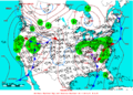 2005-03-23 Surface Weather Map NOAA.png