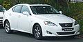 2005-2008 Lexus IS 250 (GSE20R) sedan 06.jpg