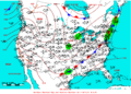 2006-06-24 Surface Weather Map NOAA.png
