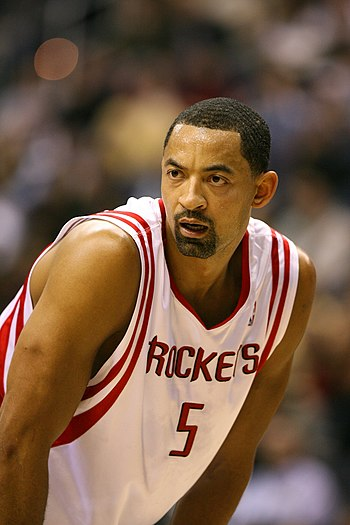 English: Juwan Howard