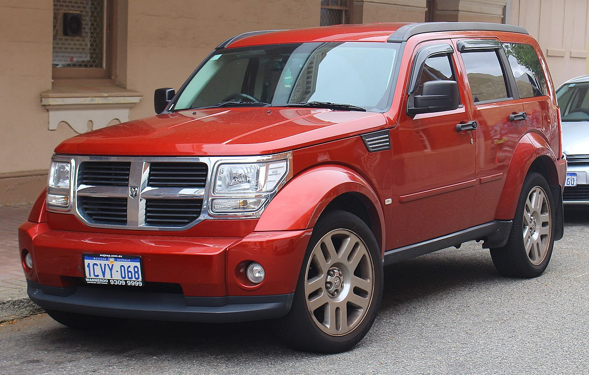 Dodge Nitro 3 7 Engine Diagram Great Installation Of Wiring 2008 Charger Wikipedia Rh En Org Parts