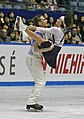 2008 NHK Trophy Ice-dance Pechalat-Bourzat03.jpg
