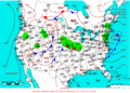2009-06-21 Surface Weather Map NOAA.png