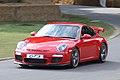 2009-07-05 red Porsche 997 GT3 (MY 2010) Goodwood.jpg