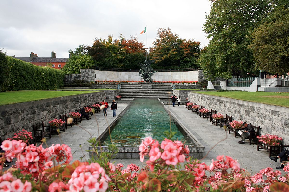 Garden of Remembrance (Dublin) - Wikipedia