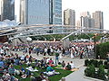 20090814 Pritzker Pavilion on Beethoven's 9th Day (2).JPG