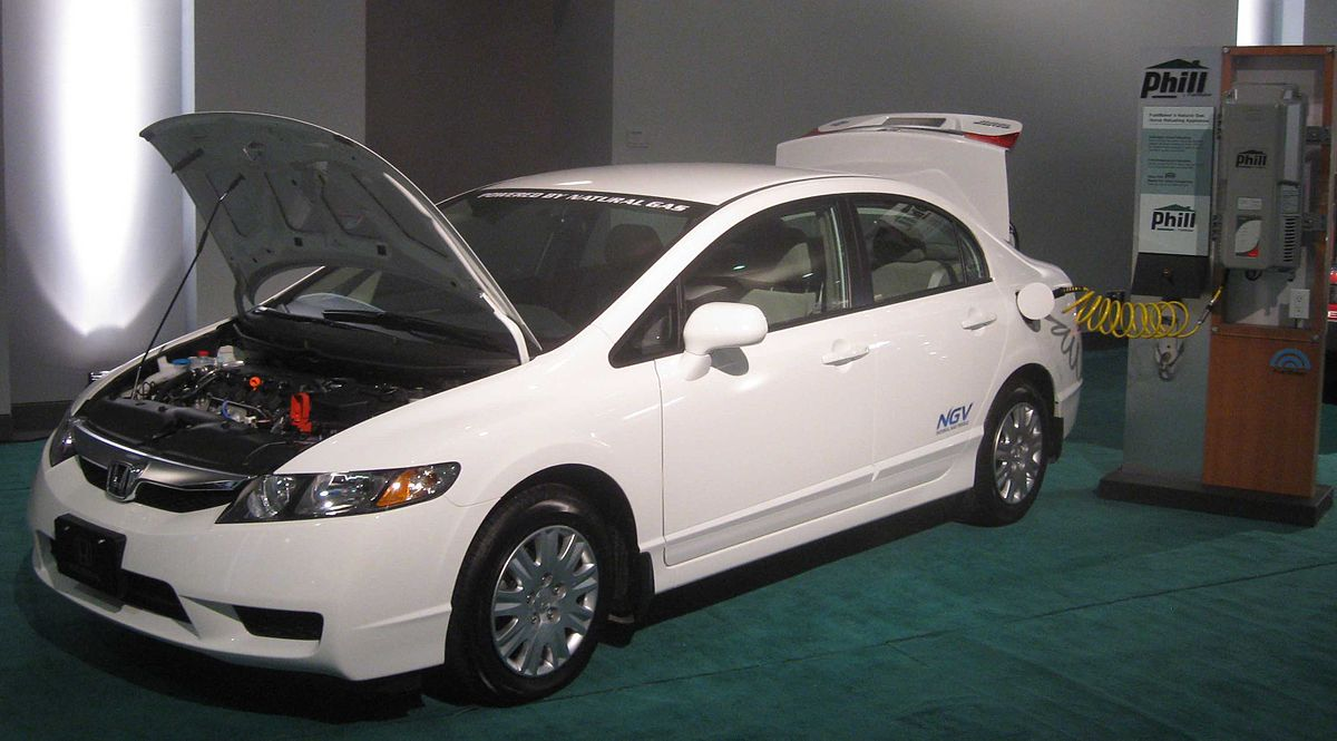 Honda Civic Gx Wikipedia