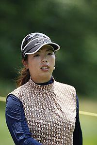 2009 LPGA Championship - Shanshan Feng (1).jpg