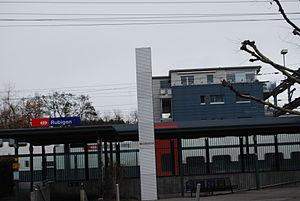 Rubigen - Rubigen train station