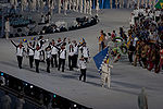 2010 Opening Ceremony - Bosnia and Herzegovina entering.jpg