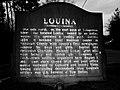 2011-02-09 Louina, AL Historical Marker.jpg
