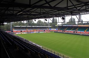 Daknamstadion - The Daknamstadion in 2011
