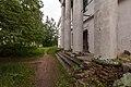 20120612 Остров Юршинский. Главный вход в дом усадьбы Делло.jpg