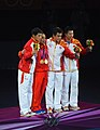 2012 Summer Olympics Men's Team Table Tennis Final 6.jpg