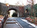 2013 Fort Tryon Park archways under Linden Terrace.jpg