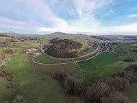 2014-12-22 14-45-44 Switzerland Kanton Schaffhausen Opfertshofen SH Thayngen, Opfertshofen.JPG