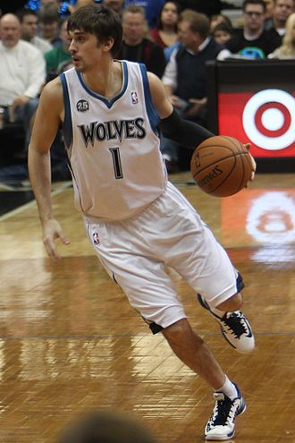 Alexey Shved - Shved in 2014