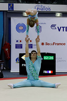 Dominic Smith Gymnast Wikipedia