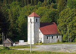 2014 Bielice, kościół 02.JPG