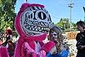 2014 Fremont Solstice parade - Alice-Calavera 29 (14316588589).jpg