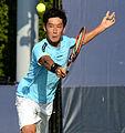 2014 US Open (Tennis) - Qualifying Rounds - Yuichi Sugita (15030530241).jpg
