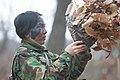 2015.1.29 육군3사관학교 첫 여생도 기초군사훈련 Republic of Korea Army Academy at Yeong-cheon (15855851534).jpg