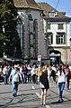 2015 Sechseläuten - Wasserkirche - Sechseläuten 2015-04-13 14-46-18.JPG