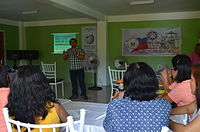 2015 Waray Wikimedia Forums at Greater Tacloban 03.JPG