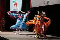 2015 Wikimania opening ceremony-2.jpg