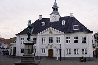Randers Place in Central Denmark Region, Denmark
