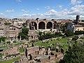 20160425 096 Roma - Foro Romano - Basilica di Massenzia - View from Palatino (26454007740).jpg