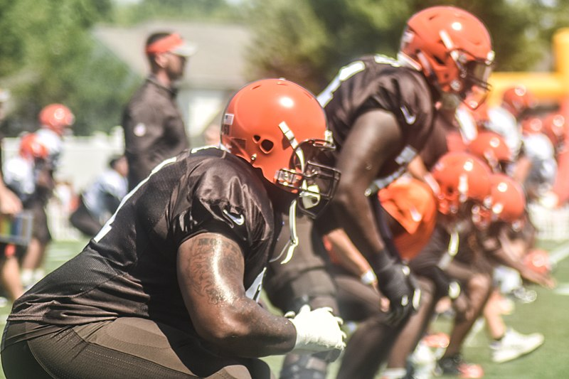File:2016 Cleveland Browns Training Camp (28659688436).jpg