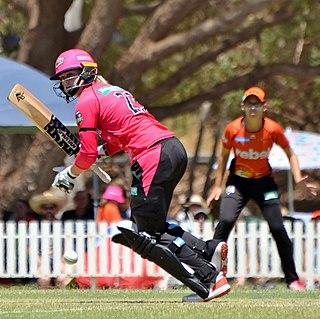 Dane van Niekerk South African cricketer