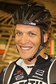 Dion Beukeboom Dutch cyclist