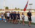 2018-08-07 World Rowing Junior Championships (Opening Ceremony) by Sandro Halank–089.jpg