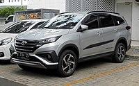2018 Toyota Rush 1.5 TRD Sportivo wagon (F800RE; 12-09-2018), South Tangerang.jpg