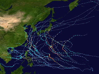 2019 Pacific typhoon season typhoon season in the Pacific Ocean