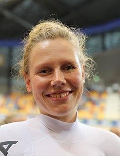 Mieke Kröger German racing cyclist