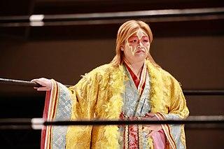 Kyoko Inoue Japanese female professional wrestler (born 1969)