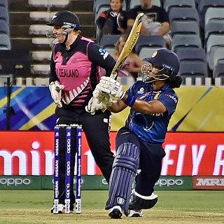Chamari Atapattu Sri Lankan cricketer