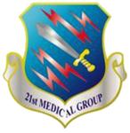 21 Medical Gp emblem.png