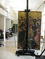 225 Taller de restauració, taula del retaule de Sant Esteve de Granollers.jpg
