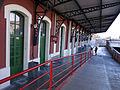 229 Estació del ferrocarril de Vilafranca del Penedès, andana.JPG