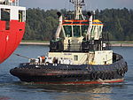 22 (tugboat, 2002) IMO 6503840 Callsign OT2526, ENI 06503840, Port of Antwerp pic1