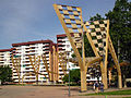 251 Elements ornamentals del parc central de Nou Barris.jpg