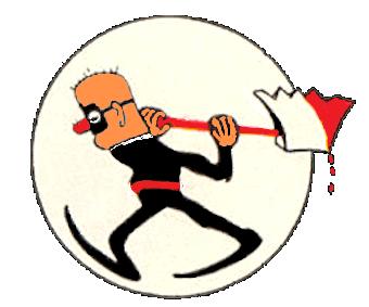 25 Bombardment Sq emblem