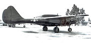 318th FIghter Squadron Northrop P-61B-20-NO Black Widow 43-8279
