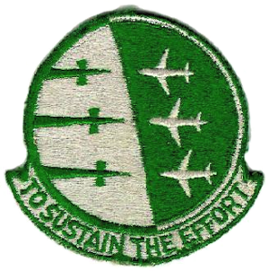 321st Air Refueling Squadron - Image: 321st Air Refueling Squadron SAC Patch
